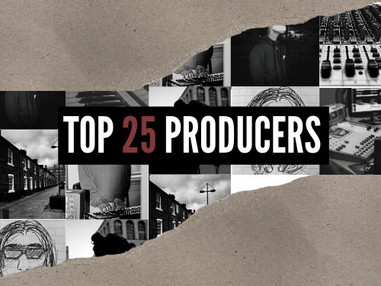 25 Producers You Should Listen to PRESENTED by OUT THE BOX