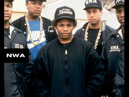 Top Hip Hop Groups of  All-Time