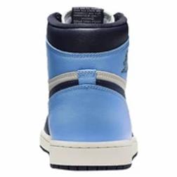 Blue & Sail Jordan 1 'Obsidian' Retro High Og Sneakers