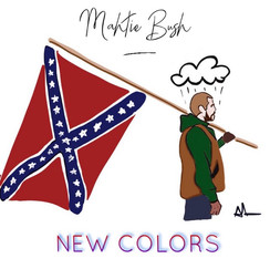 New Colors by Mahtie Bush