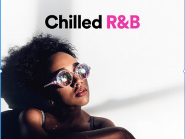 Chilled R&B [Spotify Playlist]