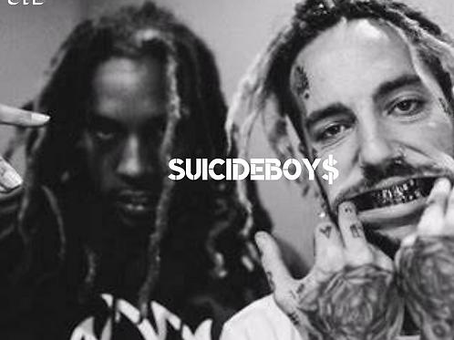 SuicideBoy$ Drumkit