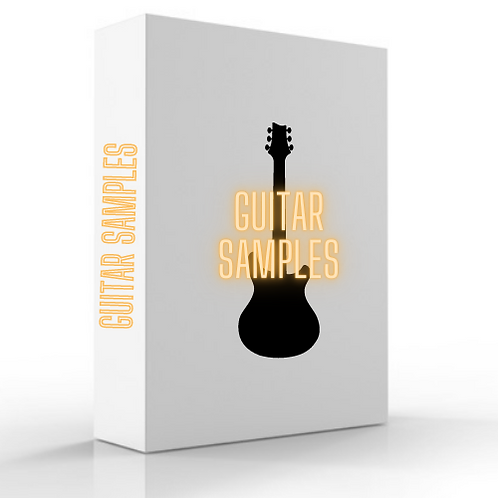 Guitar Samples by OUT THE BOX