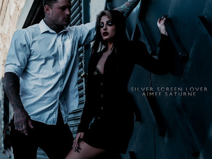 Silver Screen Lover by  Aimee Saturne