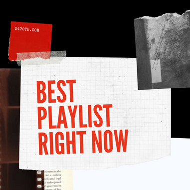 8 Best Spotify Playlists Right Now