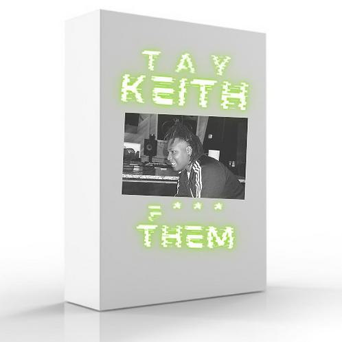 Tay Keith Drumkit