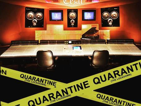 Quarantine (Da Lockdown) by Street Geek Ent x CeZar