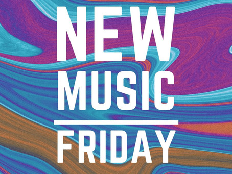 NEW MUSIC FRIDAY [Spotify Playlist] Submit Now