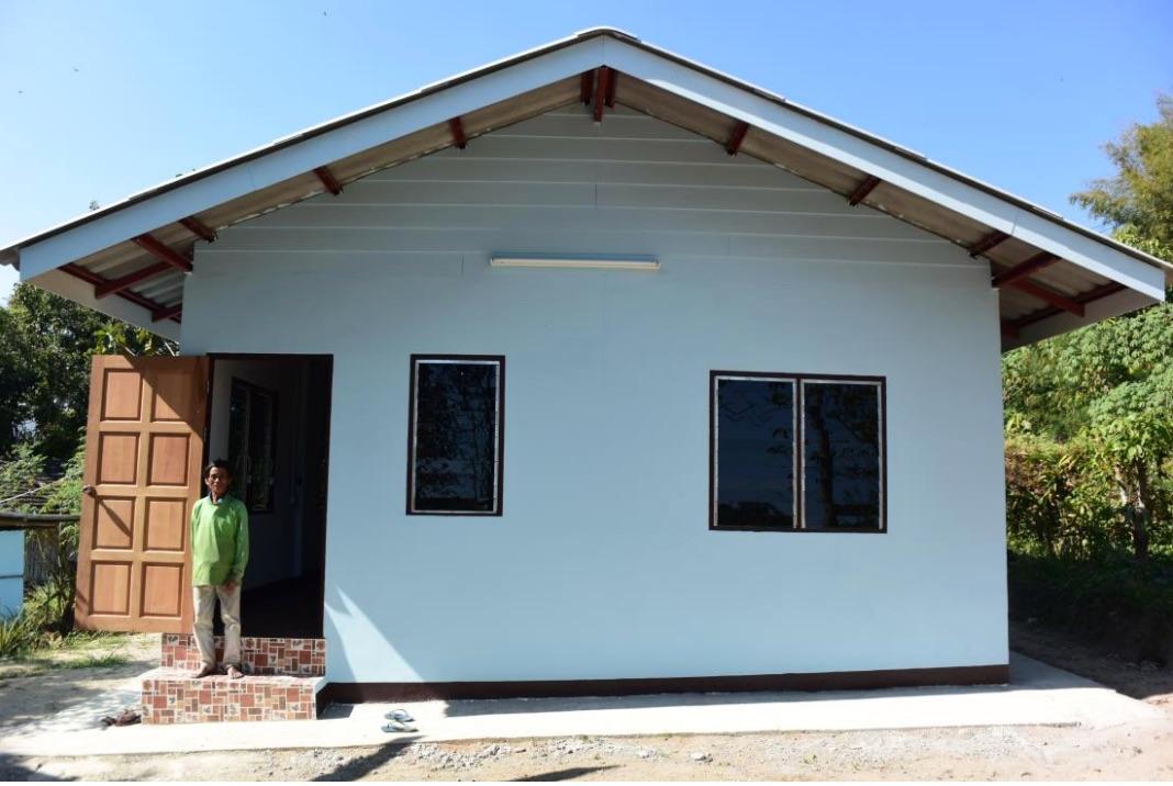 Habitat house