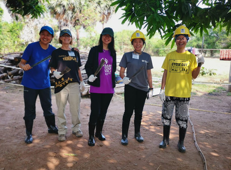 Staff Abroad: Reflections of a team leader