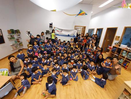 Building A Sense of Community with Hampton Pre-School