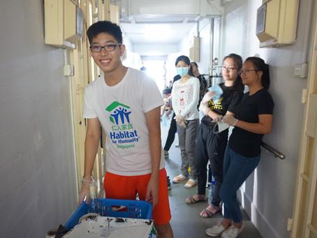 Dunman High student volunteer leaders inspiring the next generation