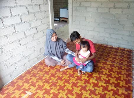 A parent's dream: a home their child deserves