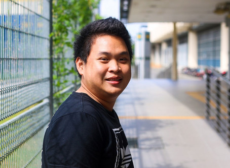 Humans of Habitat: Adjusting to Life in Singapore and Giving Back to Society - Andrew Setiawan
