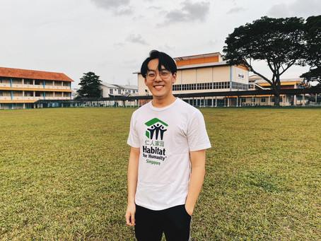Monthly Supporter Spotlight: Darren Lee