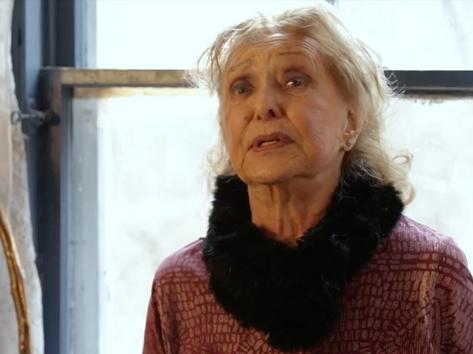 Carolee Schneemann - NYFA Hall of Fame Benefit 2018