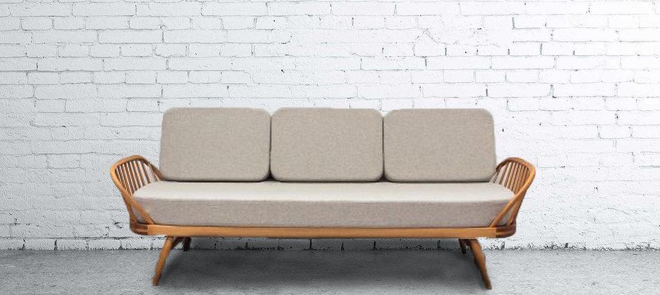 Sofa Ercol años 60