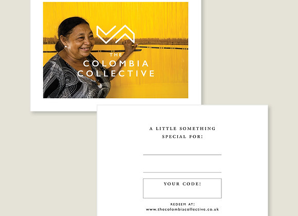 The Colombia Collective Gift Card