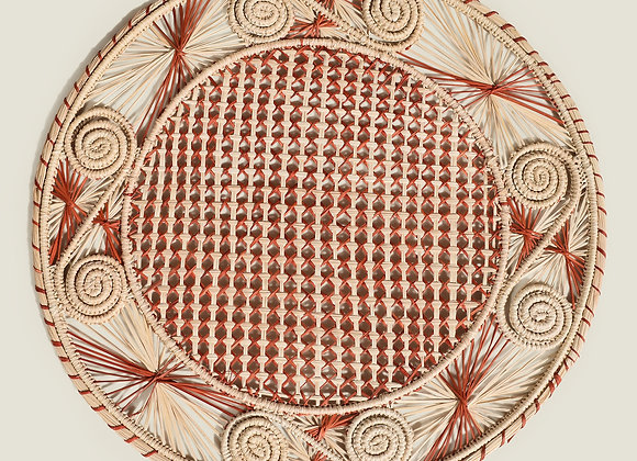 Sandra Woven Placemats (Set of4)