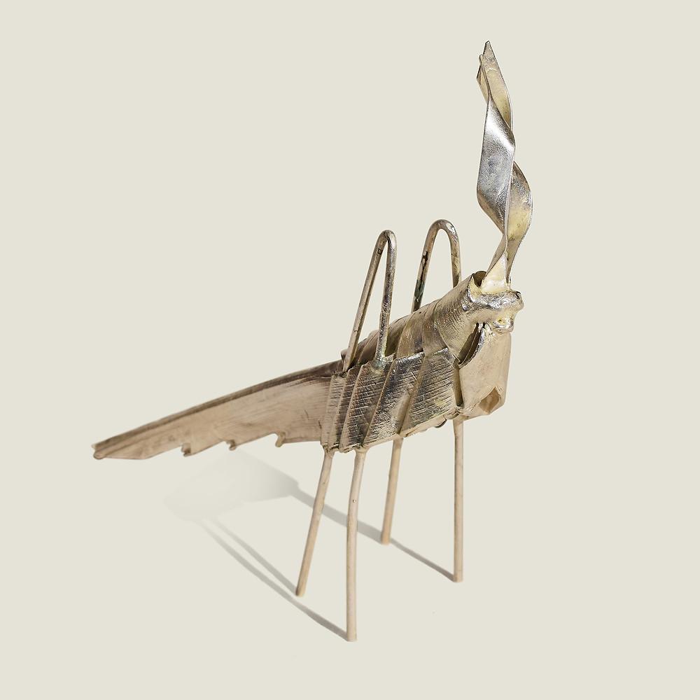 Danielle Woven Grasshopper