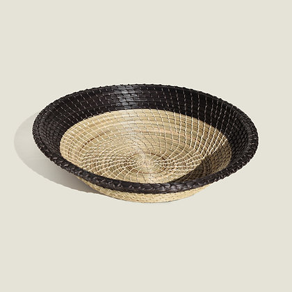 Colombian Handwoven Natural Fibre Fruit Bowl