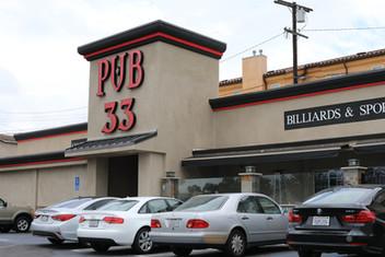 New exterior of PUB 33