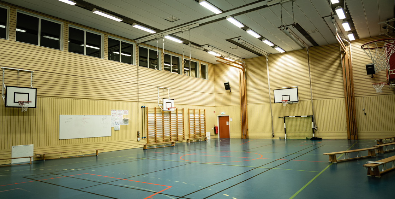 Gymnastic hall