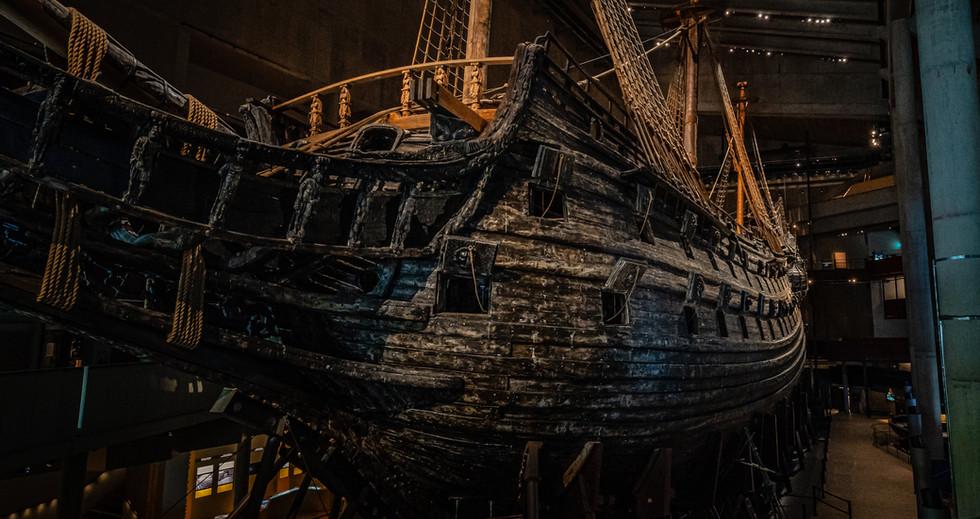Royal Warship Vasa