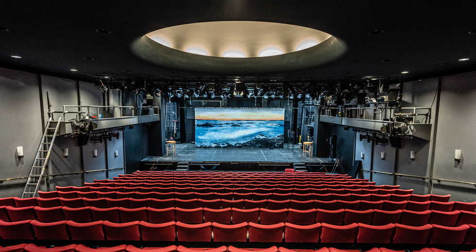 The Royal Dramatic Theatre (Dramaten) Small Stage