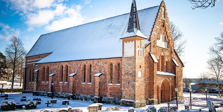 St. Mary's Church (Mariakyrkan) Sigtuna