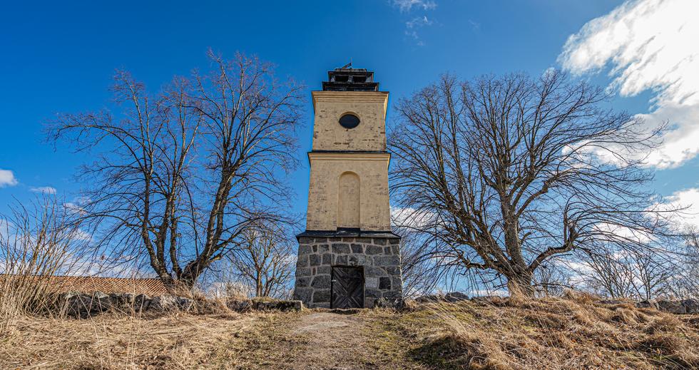 Wenngarn clock tower