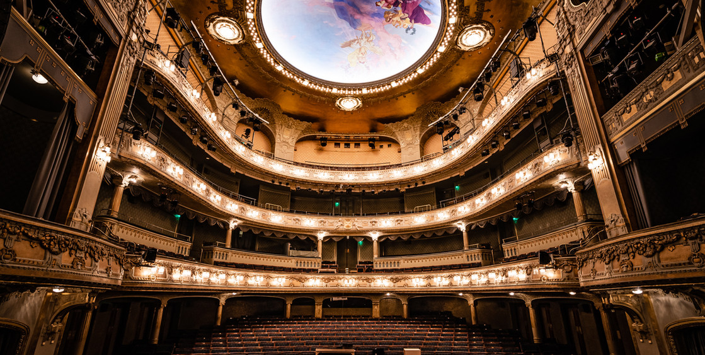 The Royal Dramatic Theatre (Dramaten)