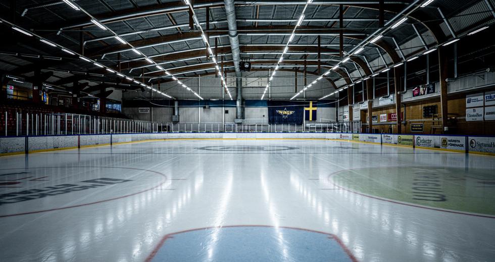 Pinnbackshallen (Ice Hall)