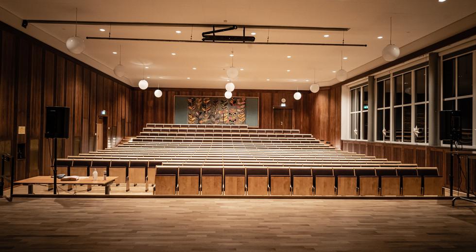 St Per School Hall