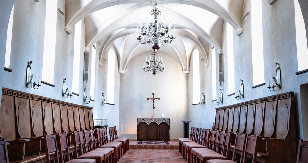 Sigtunastiftelsen: Olaus Petri-kapellet