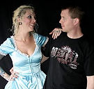 Greg Giles, Giles On Air, Metal on 107.3 WKLQ, Maria Brink, In This Moment