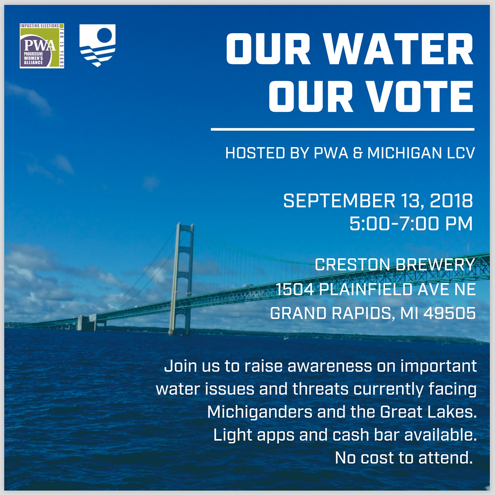 PWA, One Water, One Vote