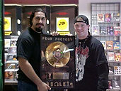 Greg Giles, Giles On Air, Metal on 107.3 WKLQ, Raymond Herrera, Fear Factory