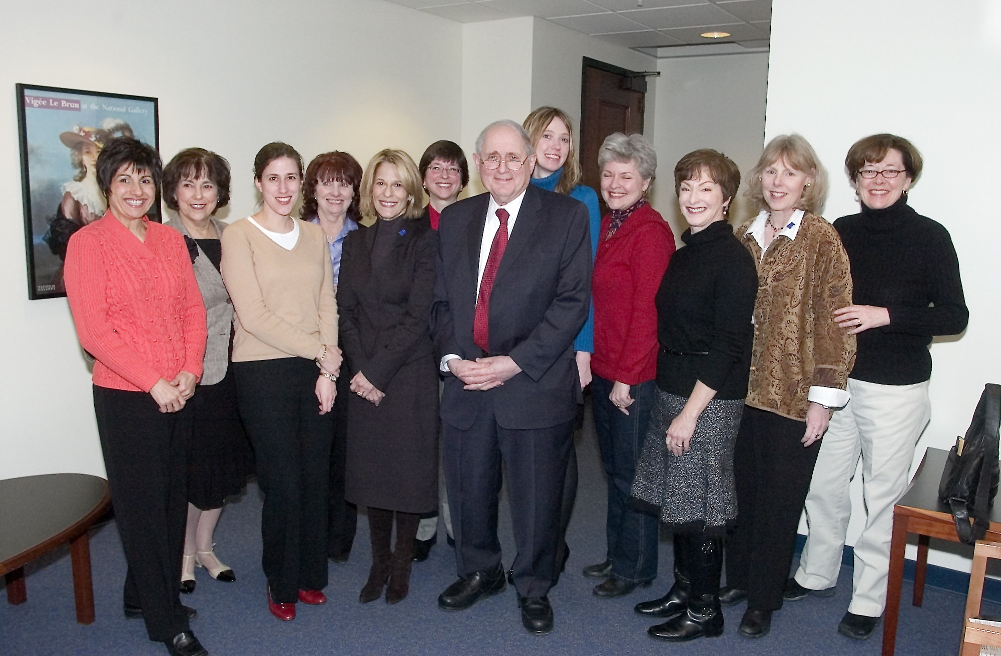 Senator Carl Levin   PWA Board 2008