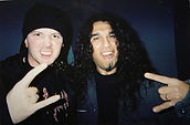 Greg Giles, Giles On Air, Metal on 107.3 WKLQ, Tom Araya, Slayer