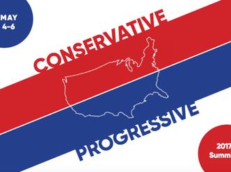 5/4-5/6, 2017 Conservative/Progressive Summit