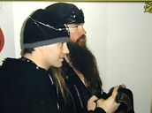 Greg Giles, Giles On Air, Metal on 107.3 WKLQ, Zakk Wylde, Ozzy Osboune, Blac Label Society