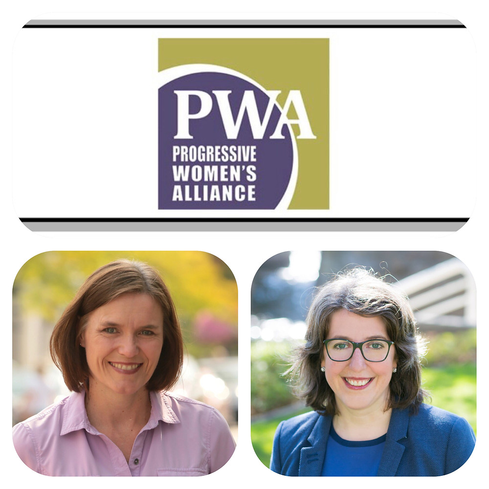 PWA, Powerful Women for Challenging Times, Winnie Brinks, Rachel Hood, 11.19.17
