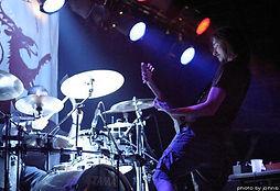 Greg Giles, drummer 4