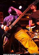 Greg Giles, drummer 30