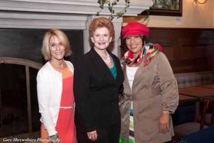 US Senator Debbie Stabenow