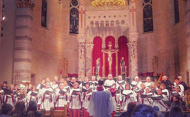 Basilica Chamber Choir, Basilica of Sain