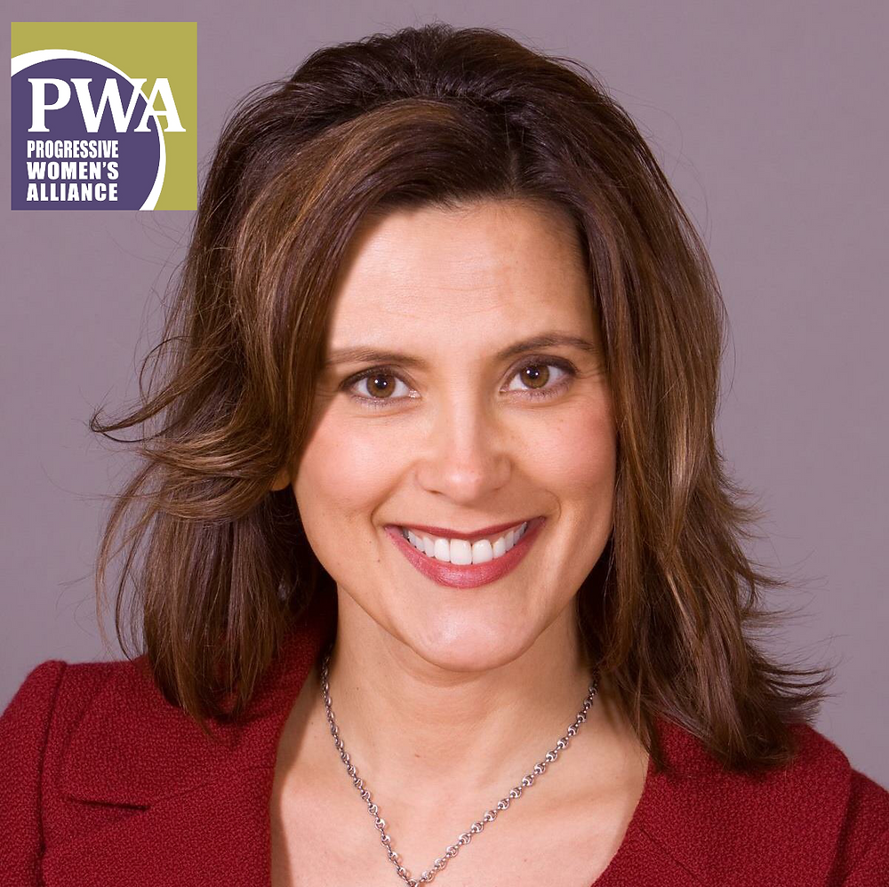 PWA, Gretchen Whitmer
