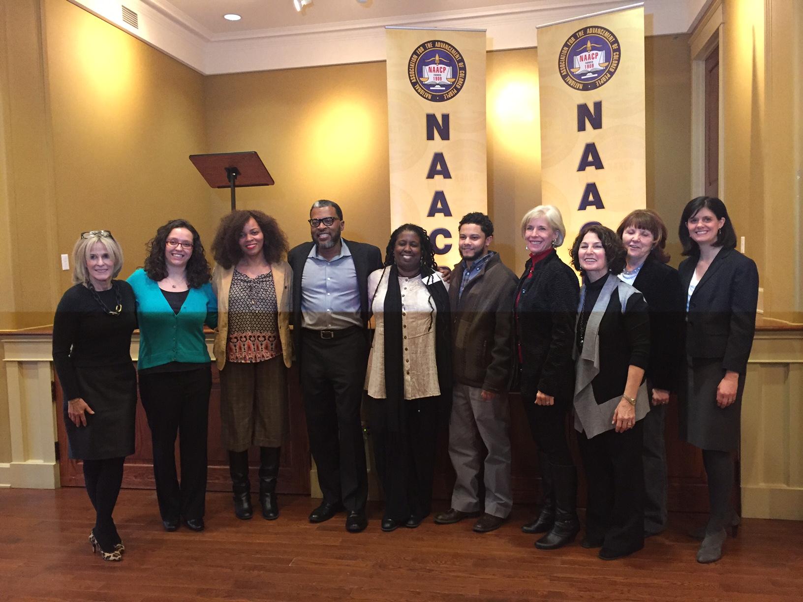 WMEAC Community Reception (Feb 2016)