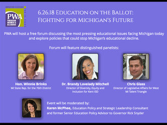 6.26.18 Education on the Ballot: Fighting for Michigan's Future